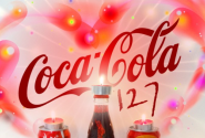 Chinese Social Media Fans Wish Coca-Cola a Happy 127th Birthday