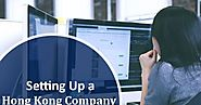 Establish online company in Hong Kong