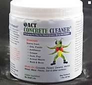 Environmentally Friendly Safe Eco Concrete Cleaner