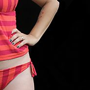 How to Sew a Teekini Tankini Bikini • WeAllSew •