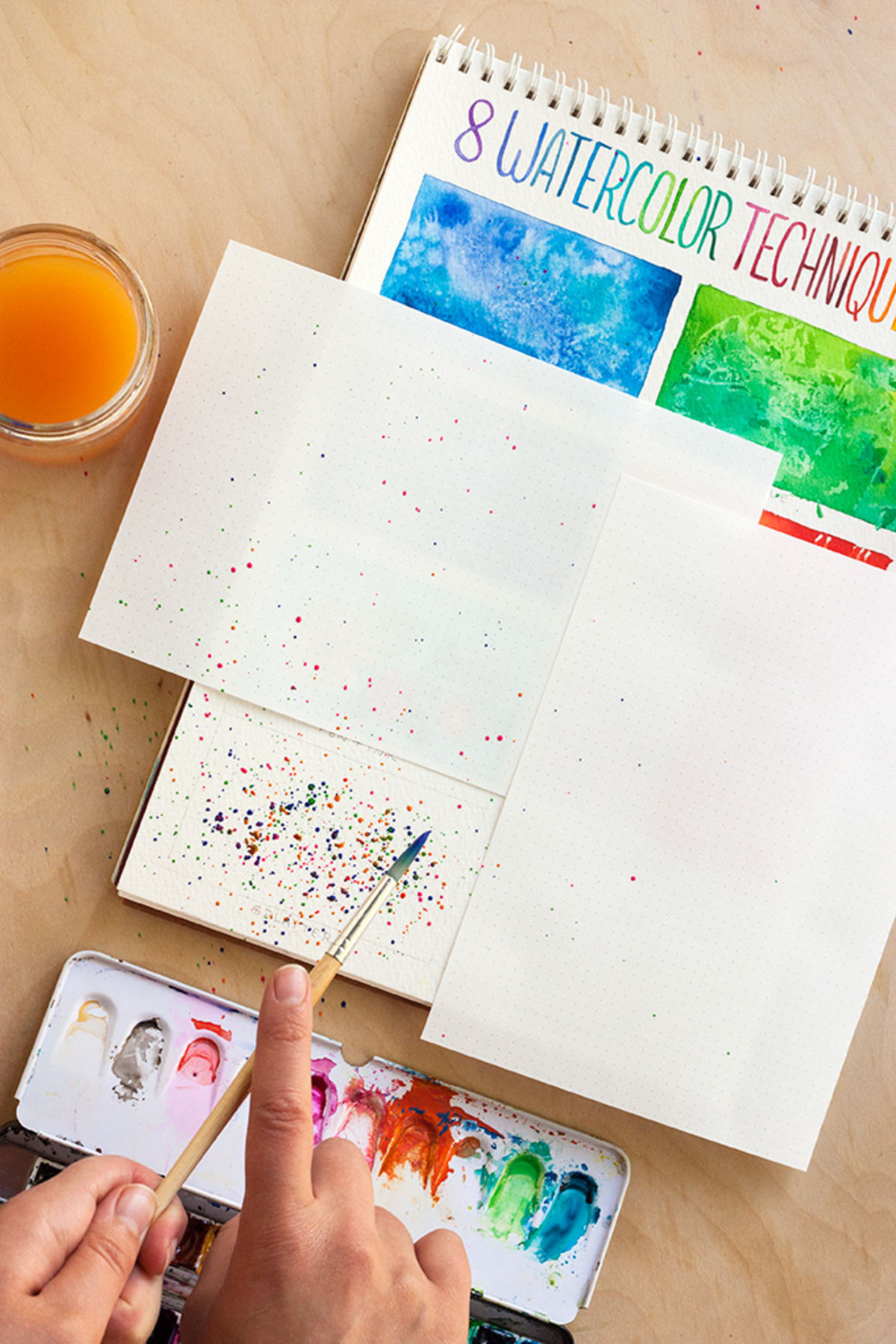 Headline for Budding Artist: 10 Art Techniques to Learn Today!