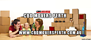 CBD Movers Perth - The Art of Moving