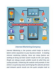 Internet marketing company in bangalore