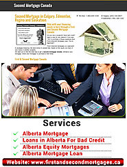 Alberta Mortgages Bad Credit