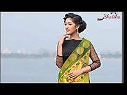 Latest Collection of Paithani Silk Sarees