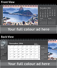 Sands of Time- Buy Landscape & Wild life Calendars Online