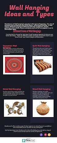 Wall Hanging Ideas and Types