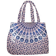 Complete makeover your style with mandala Handbags