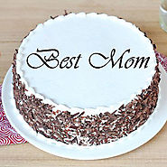 Happy Mothers Day Cake Delivery in India