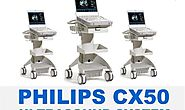 Philips CX50 ultrasound system care,repair, replacements