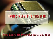Infographic - The story of Probelogic success : From strength to stre…