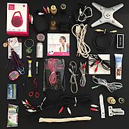Minimalist game day 19. 19 items each 38 items total. Featured item - The Everyday Wireless Speker