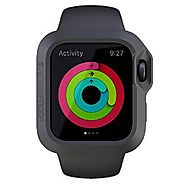 Actionproof Apple Watch Case 42mm - Cover Protection for Sports - Made with Premium and Durable Rubber [Laperen] - Ul...