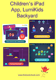 Children's iPad App, LumiKids Backyard