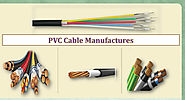 PVC Cable Manufacturers Sharing all Significant Technical Aspects of Their Products