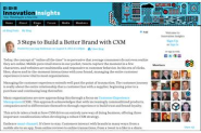 3 Steps to Build a Better Brand with CXM