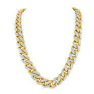 Buy Miami Cuban Men's Necklace at Master Of Bling