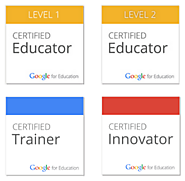 Google Certifications | Shake Up Learning