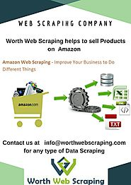 Web scraping companies | Data Scraping Companies | Amazon Product