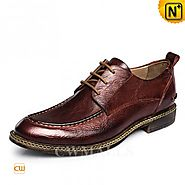 CWMALLS® Mens Leather Derby Dress Shoes CW716253