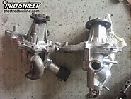 2JZ Water Pump Differences