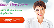 What Are The Advantages Attached With Same Day Loans?