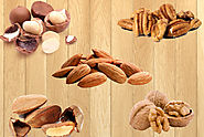 Which are the Healthiest Nuts ?