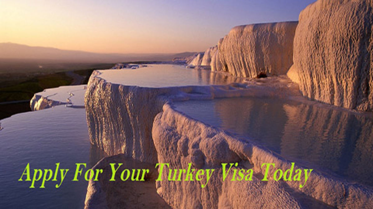 Headline for Turkey Visa Online