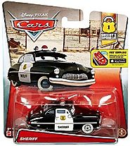 Disney/Pixar Cars, 2016 Sheriff's Impound Lot, Sheriff Die-Cast Vehicle