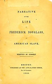 Narrative of the Life of Frederick Douglass, an American Slave by Douglass