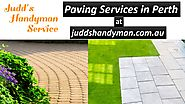 Paving Experts in Perth