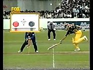 The Third Umpire Mistakenly Pressed RED for GREEN!!!