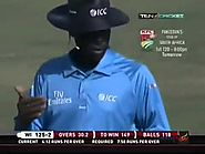 Unbelievable Decision, The Umpire Didn't Call Third Umpire..