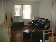 One bedroom for August 16- hardwood floors, walk-in closet near Yale