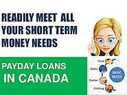 Personal Loans For Low Credit People In Canada Using Online Mode
