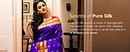 Pure Mulberry Silk Sarees for Online Shopping