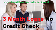 3 Month Loans No Credit Check Enjoy Fast And Hassle Free Money Assist