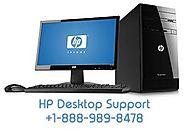 HP Desktop Support