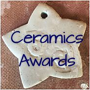 Hanging Ceramic Awards (Great for end of the year Art Awards)