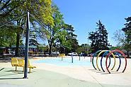 City Park Splash Pad