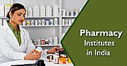 Top 20 Pharmacy Institutes in India