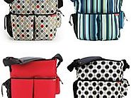 Stylish Diaper Bags for Mom 2016