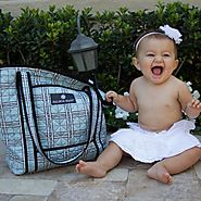 Stylish diaper bags for mom on Flipboard