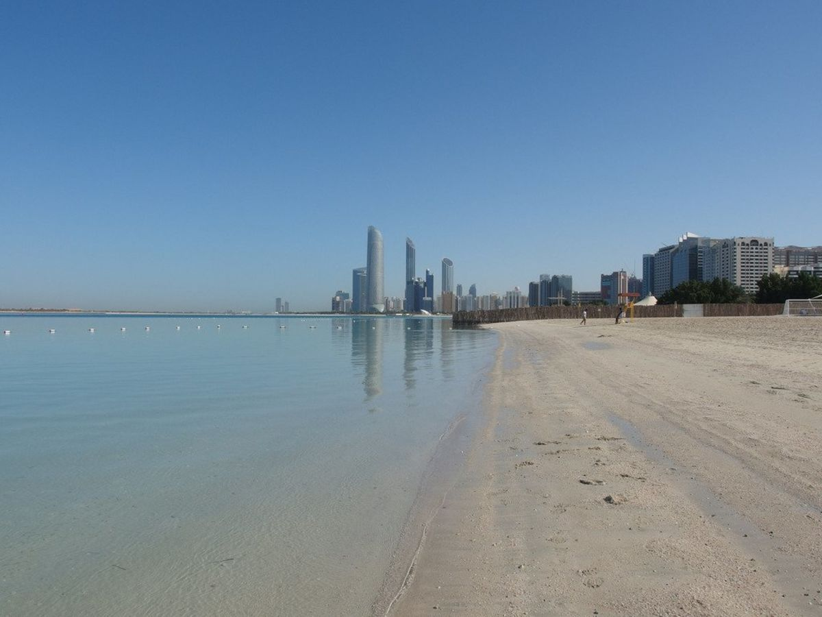 Headline for Free things to try in Abu Dhabi – Great Experiences at Zero Cost