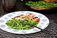 Sauteed Asparagus and Peas - livelovepasta