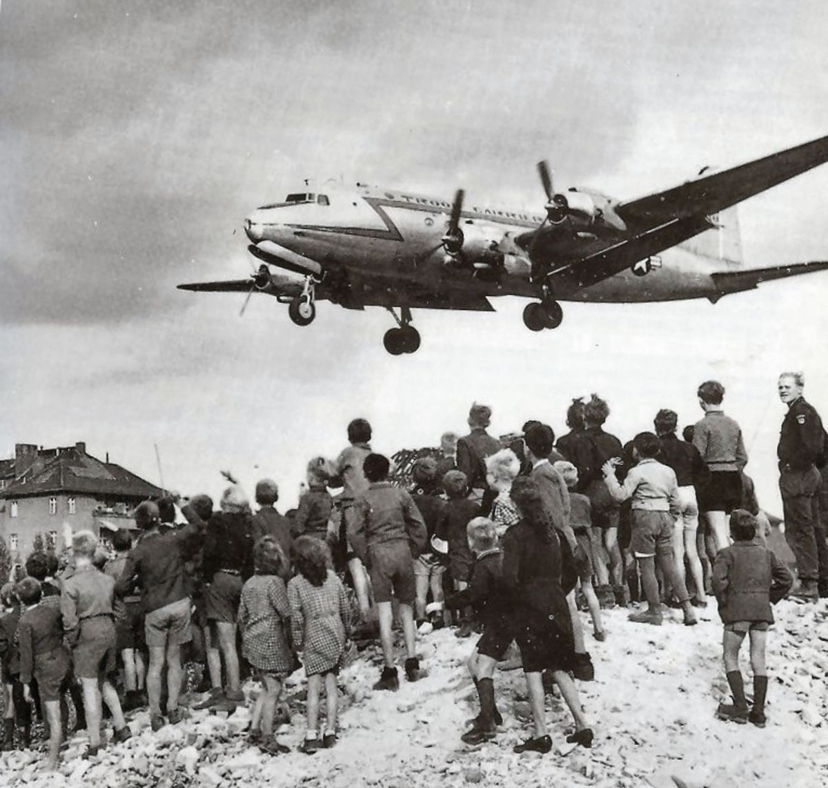 "Headline for Operation ""Vittles"" The Berlin Airlift June 1948-May 1949"