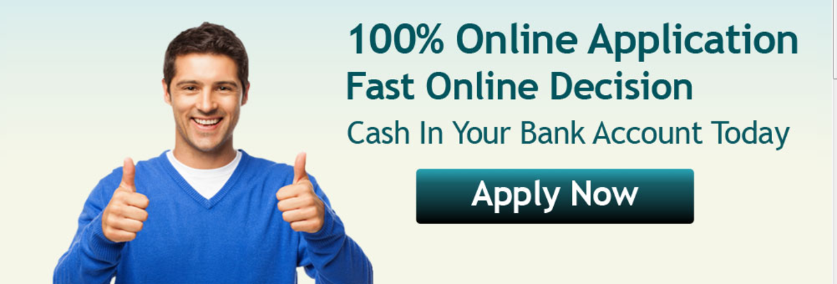 Headline for Fast Cash Loans Bad Credit