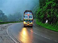 Chandigarh-Manali Highway