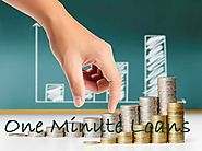 Get Fast Approval For One Minute Loans