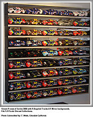 Display Case Collection photo submitted by T.Metts, Glendale California